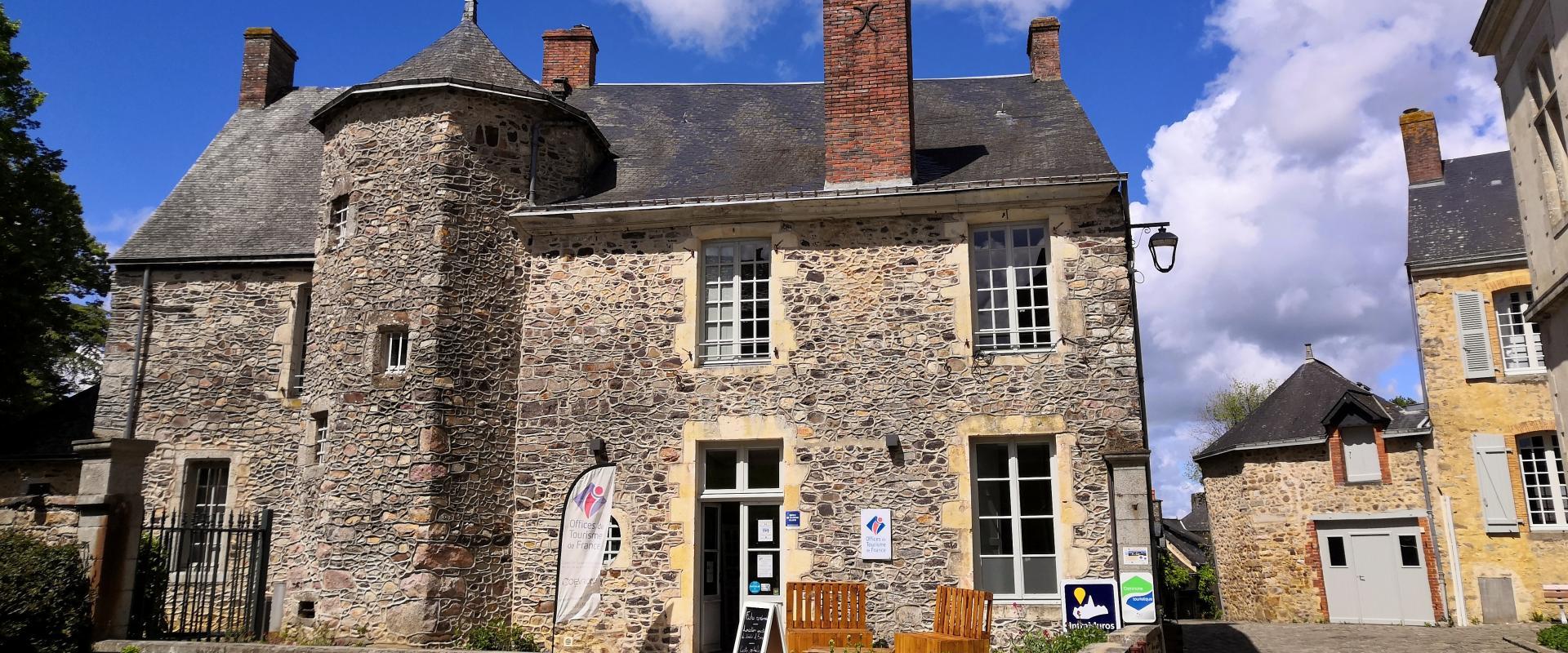 Office de tourisme Sainte-Suzanne