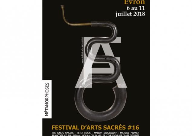 Festival d'arts sacrés d'evron 2018