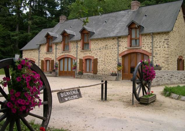 Gîte du Bois du Tay en Mayenne