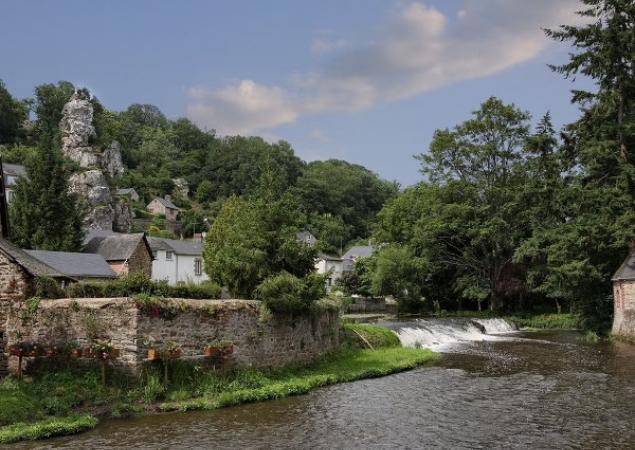 Chailland Petite Cité de Caractère en Mayenne