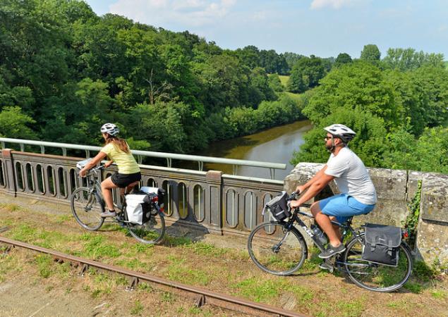 Vélo-Francette-en-Mayenne