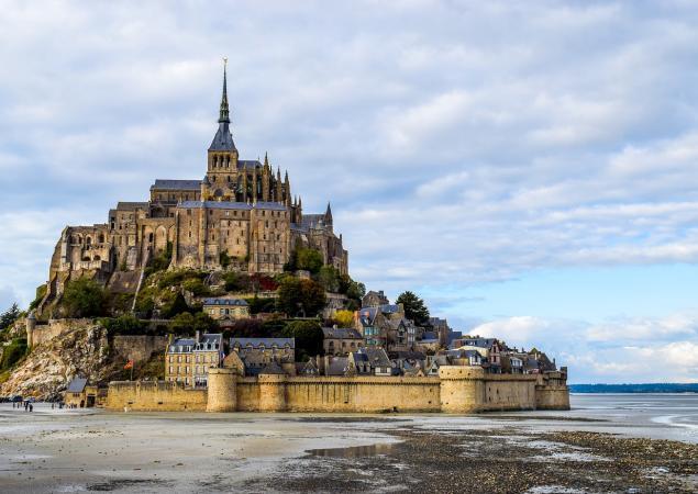 Le mont saint michel office de tourisme de sainte suzanne les co vrons - Office tourisme mont st michel ...