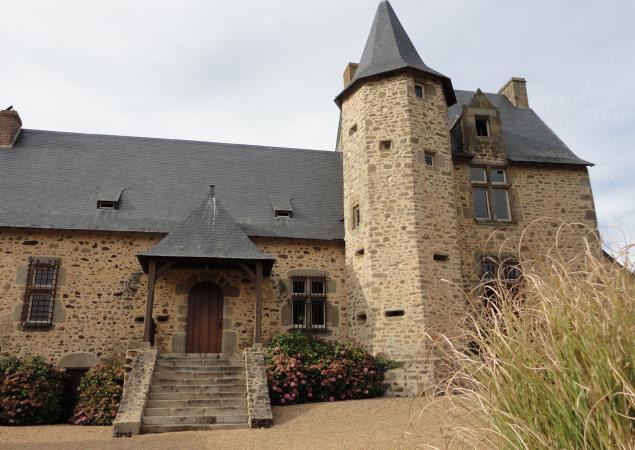 Manoir de Pierre Fontaine