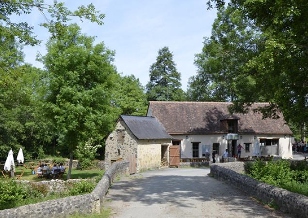 Restaurant La Taverne des Grottes en Mayenne