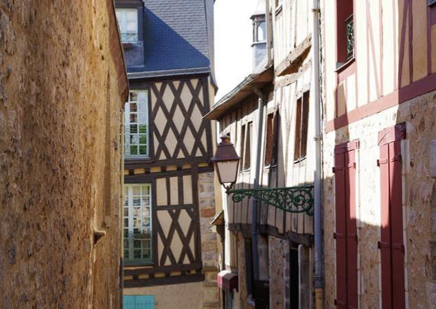 Cité Plantagenet au Mans