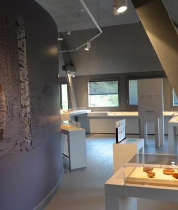 le Musée de préhistoire à Saulges