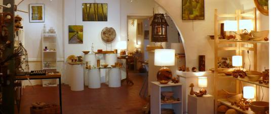 Artelier sainte-suzanne boutique