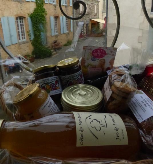 Panier de produits locaux mayennais