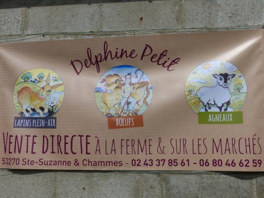 Elevage -Delphine Petit