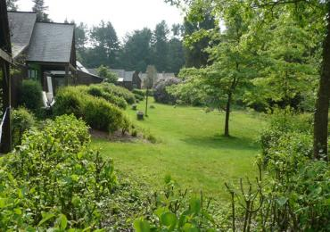 Chalets du Bois du Tay en Mayenne