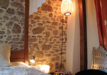 Gîte des Fiancés à Sainte-Suzanne en Mayenne