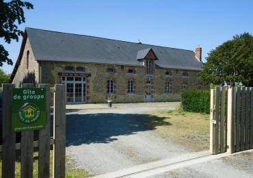Gîte de groupe du Val d'Erve à Saulges en Mayenne