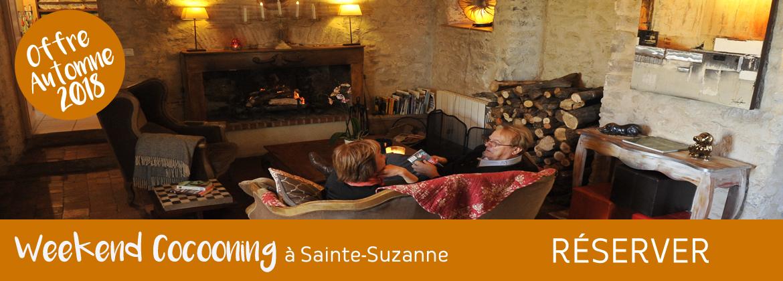 offre automne 2018 cocooning à Sainte-Suzanne