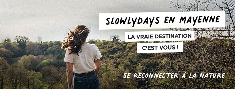 slowlydays Mayenne Tourisme